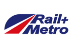 Rail+Metro China 2021. Логотип выставки