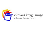 Vilnius Book Fair 2020. Логотип выставки