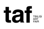 Tbilisi Art Fair / TAF 2020. Логотип выставки
