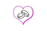 Wedding days and beaute 2021. Логотип выставки