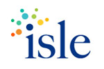 International Commercial Display Technology & Application Exhibition / ISLE 2020. Логотип выставки