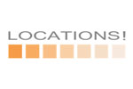 LOCATIONS Region Stuttgart 2019. Логотип выставки