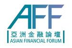 Asian Financial Forum / AFF 2021. Логотип выставки