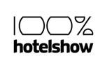 100% Hotel Show 2019. Логотип выставки
