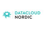 Datacloud Nordic 2019. Логотип выставки