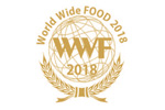World Wide FOOD 2020. Логотип выставки