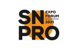 SN PRO EXPO FORUM 2021. Логотип выставки