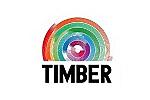 Timber 2021. Логотип выставки