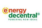 EnergyDecentral 2021. Логотип выставки