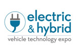 Electric & Hybrid Vehicle Technology Expo Europe 2020. Логотип выставки