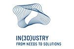 IN(3D)USTRY 2021. Логотип выставки