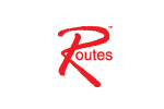 World Routes 2021. Логотип выставки