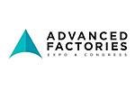 Advanced Factories 2020. Логотип выставки