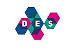 DES – Digital Business World Congress 2019. Логотип выставки
