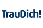 TrauDich! 2019. Логотип выставки