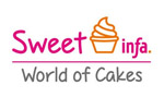 Sweet infa - World of Cakes 2019. Логотип выставки
