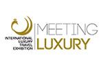 MeetingLuxury 2018. Логотип выставки