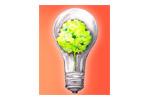 Будущее возобновляемой энергетики в России 2020. Логотип выставки