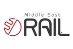 Middle East Rail 2021. Логотип выставки
