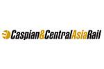 Caspian & Central Asia Rail 2017. Логотип выставки
