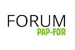 PAP-FOR Forum 2020. Логотип выставки