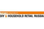 DIY & Household Retail Russia 2021. Логотип выставки