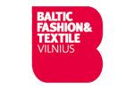 Baltic Fashion & Textile Vilnius 2019. Логотип выставки
