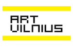 ArtVilnius 2019. Логотип выставки