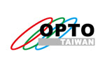 OPTO Taiwan 2021. Логотип выставки