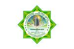 Turkmen Construction 2020. Логотип выставки
