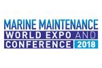 Marine Maintenance World Expo 2018. Логотип выставки