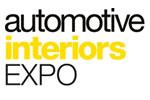 Automotive Interiors Expo 2020. Логотип выставки