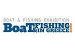 Boat and Fishing Show 2022. Логотип выставки
