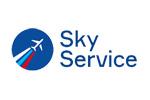 SkyService 2022. Логотип выставки
