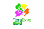 Tashkent Flora Expo 2018. Логотип выставки