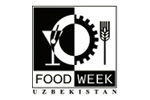 FOOD WEEK & HORECA UZBEKISTAN 2021. Логотип выставки