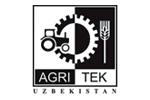 AGRI TEK UZBEKISTAN 2021. Логотип выставки
