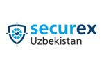 Securex Uzbekistan 2021. Логотип выставки