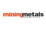 MiningMetals Uzbekistan 2021. Логотип выставки