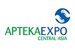 AptekaExpo Central Asia 2022. Логотип выставки
