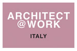 ARCHITECT AT WORK 2022. Логотип выставки