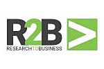 R2B - Research to Business 2020. Логотип выставки