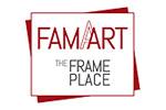 FamaArt 2022. Логотип выставки