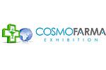 Cosmofarma 2021. Логотип выставки