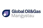 Global Oil&Gas Mangystau 2017. Логотип выставки