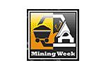 Mining Week Kazakhstan 2021. Логотип выставки