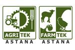 AGRITEK / FARMTEK ASTANA 2022. Логотип выставки
