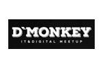 Digital Monkey Kiev 2016. Логотип выставки