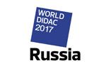 WORLDDIDAC RUSSIA 2017. Логотип выставки