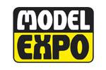 Model Expo 2018. Логотип выставки